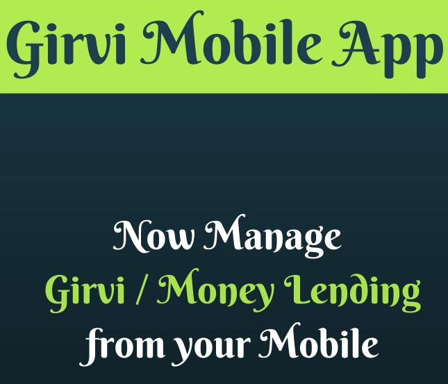Solitaire Girvi/Money Lending App Image